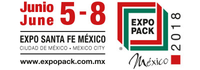 EXPO PACK MEXICO 2018 logo